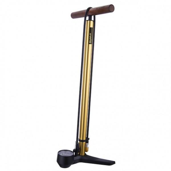 Birzman - Maha Apogee IV 160PSI Inline Snap-It floor pump - Fotpump