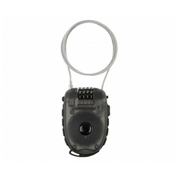 M-Wave - D 24.9 Aufroll-Zahlenschloss - Bike lock