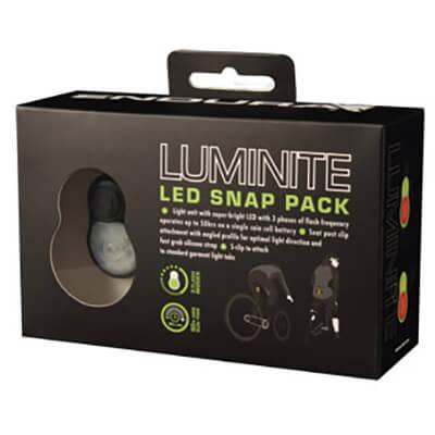 Endura - Luminite LED Clip-einheit - Fahrradlampe