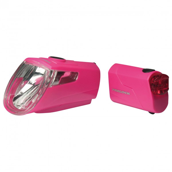 Trelock - Akku-LED-Leuchtenset LS 360/ LS 720