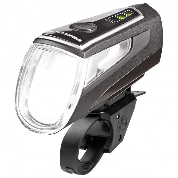 Trelock - Akku-LED-Scheinwerfer LS560 I-Go Control