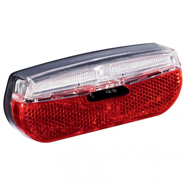 Trelock - Batterie-LED-Gepäcktr.-Rücklicht LS 812 Trio Flat