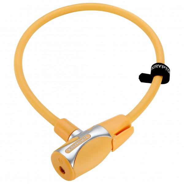 Kryptonite KryptoFlex 1265 Key Cable - Cykellås køb online | Løse låse