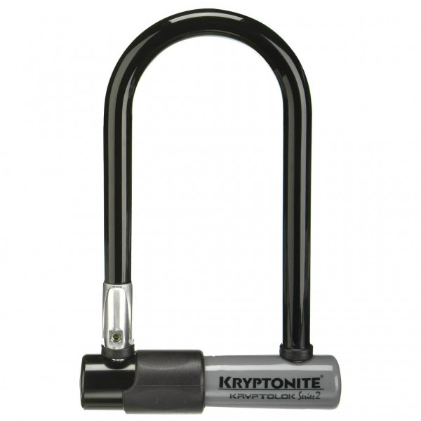 Kryptonite - KryptoLok Mini-7 black - Sykkellås