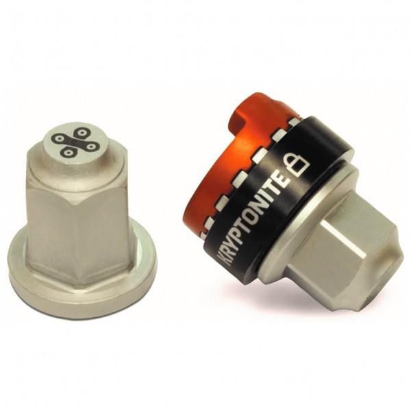 Kryptonite - WheelNutz Sechskant-Hutmuttern M9