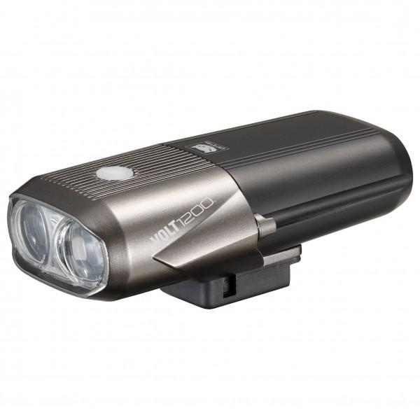 CatEye - Helmlampe Volt1200 HL-EL1000 RC inkl. Helmhalterun