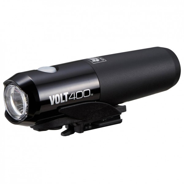 CatEye - Helmlampe Volt400 HL-EL461RC inkl. Helmhalterung