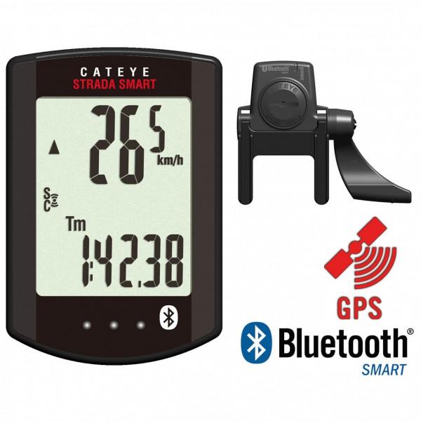 CatEye - Strada Smart CC-RD500B - Cykelcomputere