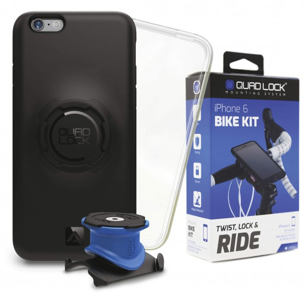Quad Lock - Bike Kit