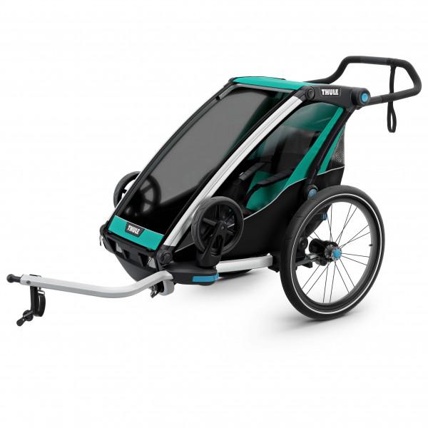 Thule - Chariot Lite 1 - Polkupyörän lapsiperäkärryt