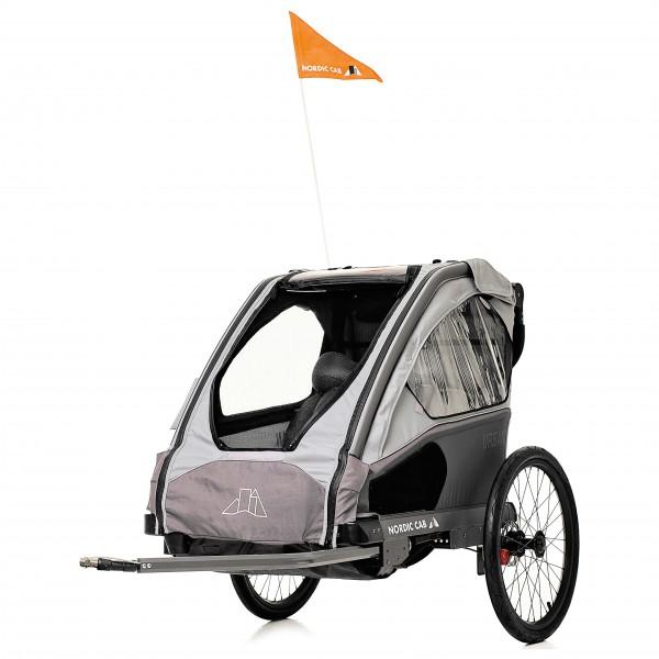 Nordic Cab - Kinderanhänger Urban 2-1 inkl. Buggy Set