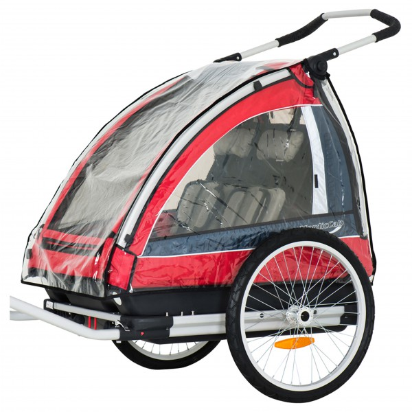 Nordic Cab - Regenverdeck Explorer - Sykkeltilhenger