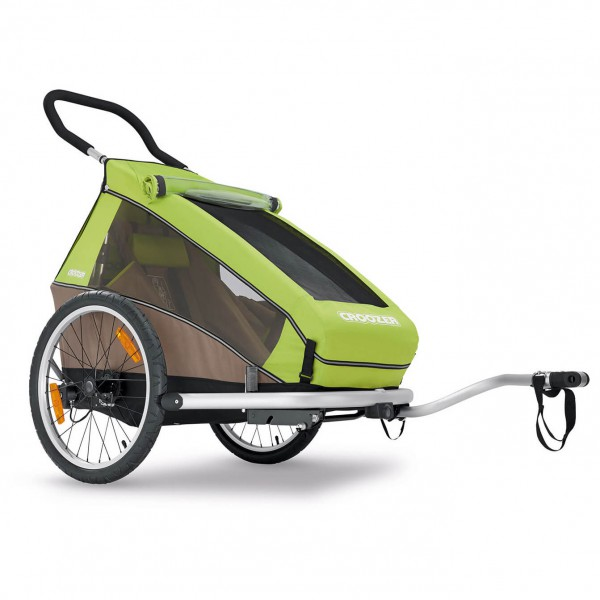 Croozer - Kid for 1 Click & Crooz - Bike trailer