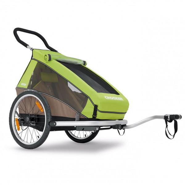 Croozer - Kid for 1 Click & Crooz - Cykelvagnar