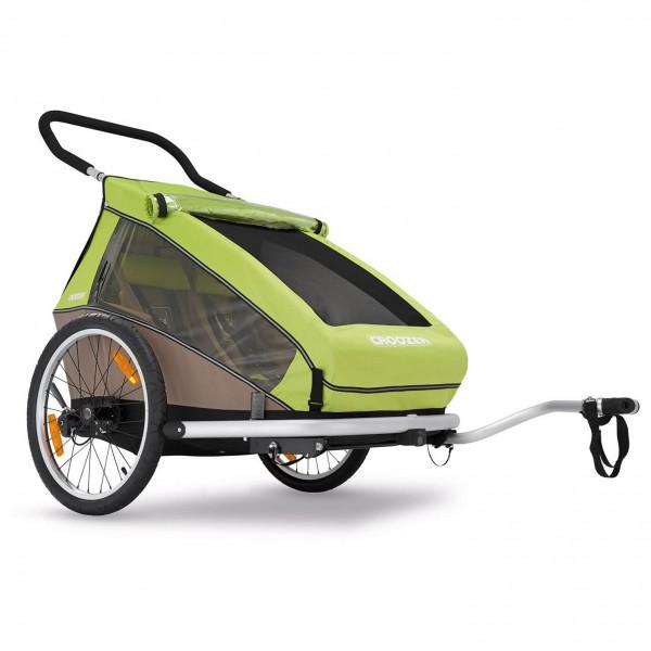 Croozer - Kid for 2 Click & Crooz - Bike trailer
