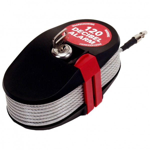 Lock Alarm - Cable - Sykkellås