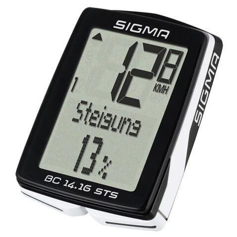 Sigma - BC 14.16 STS Wireless - Cykelcomputer