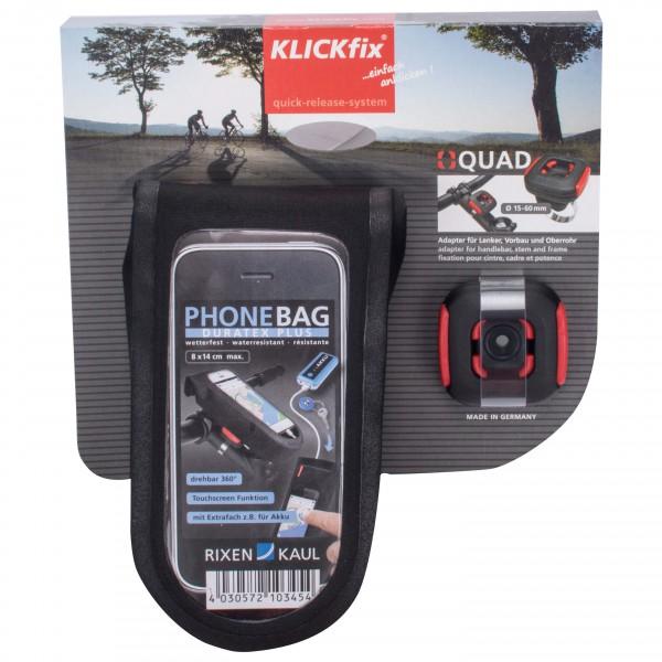 RIXEN & KAUL - KLICKfix PhoneBag Duratex Plus