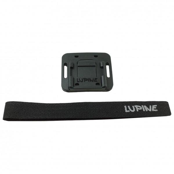 Lupine - Piko/Blika Helmhalter Frontclick