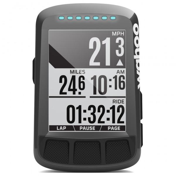Wahoo - Elemnt Bolt GPS Computer - Velocomputer