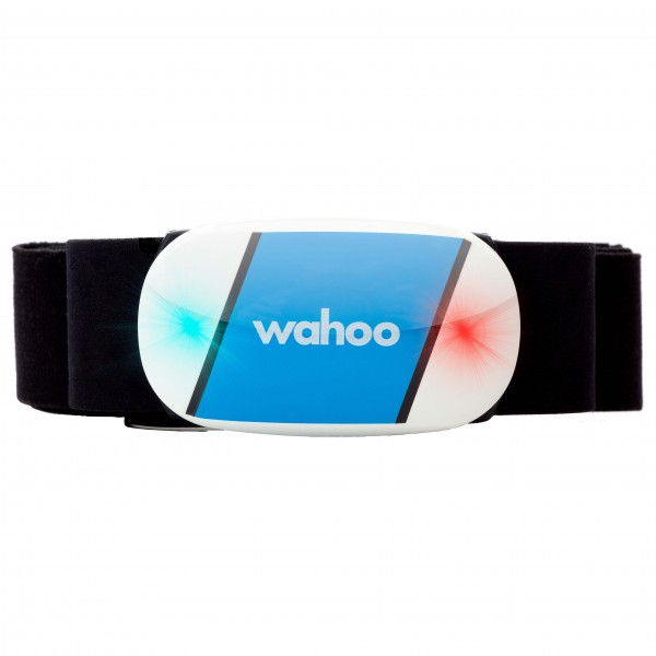 Wahoo - Tickr Heart Rate Monitor Strap for Bike Computer