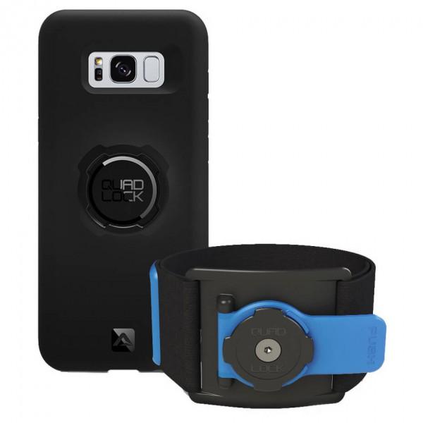 Quad Lock - Run Kit - Samsung Galaxy S8+