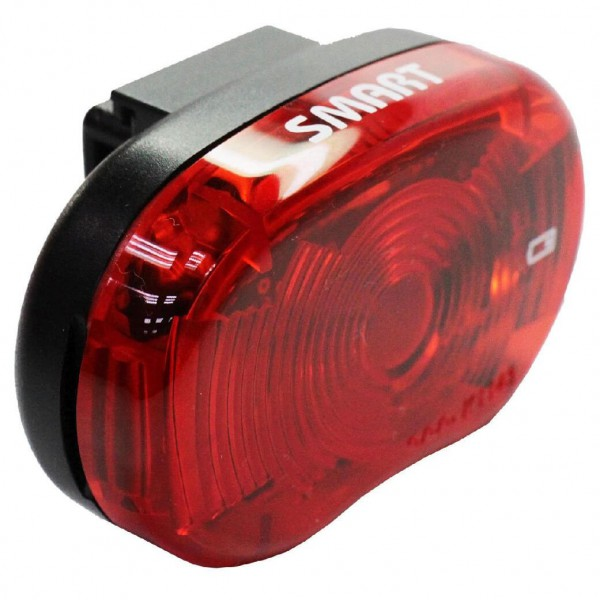 Smart - Rücklicht Rot- Fahrradrückleuchte