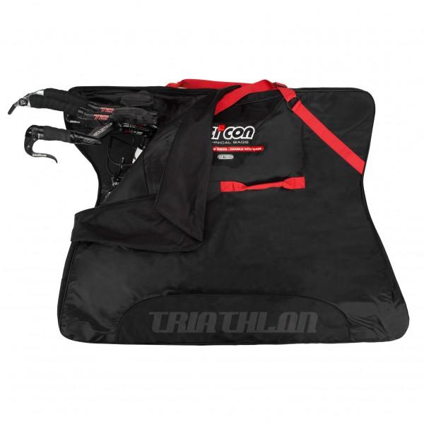 SCICON - Cycle Bag Travel Plus MTB 26'' + 27,5'' - Funda para bicicleta