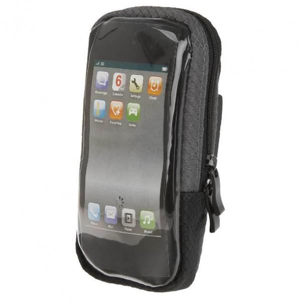 M-Wave - Smartphone-Tasche mit drehbarem QR-Halter