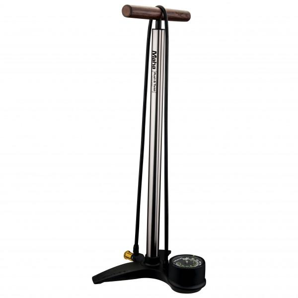 Birzman - Maha Push & Twist IV 220PSI 15 Bar Floor Pump - Upright pump