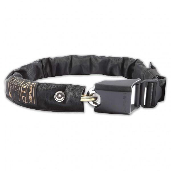 Hiplok - Gold Wearable 10mm Chain Lock - Cykellås