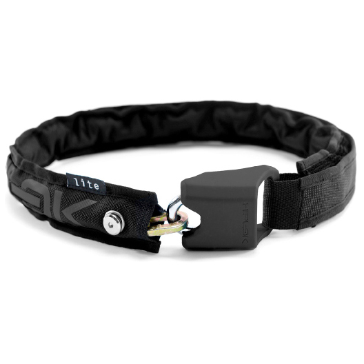 Hiplok - Lite Wearable 6mm Chain Lock - Cykellås