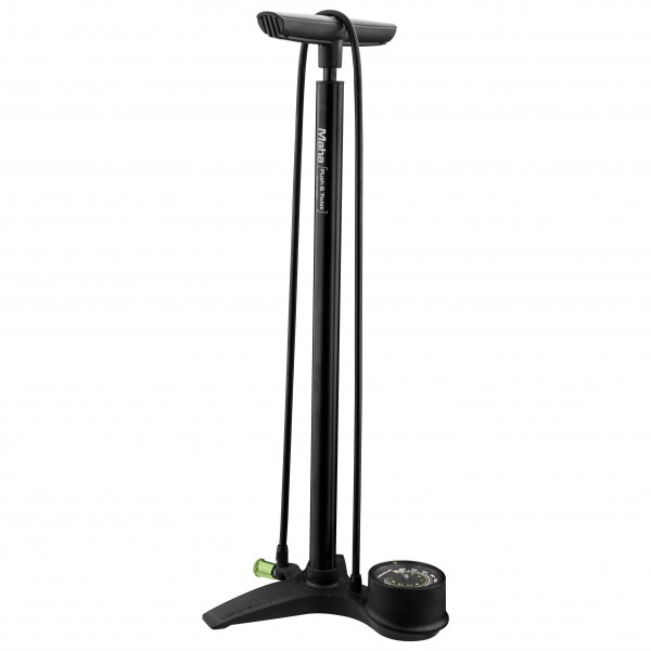 Birzman - Maha Push & Twist V 220PSI 15 Bar Floor Pump - Jalkapumppu