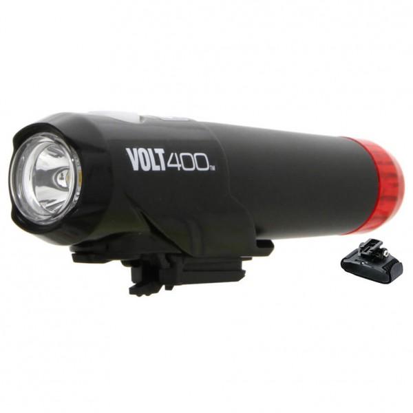 CatEye - Helmlampe Volt 400 Duplex HL-EL462RCH