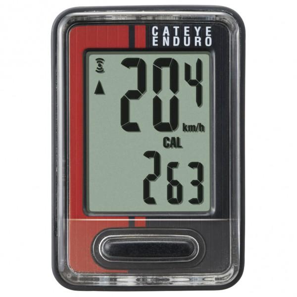 CatEye - Fahrradcomputer Enduro CC-ED400 - Speedometer
