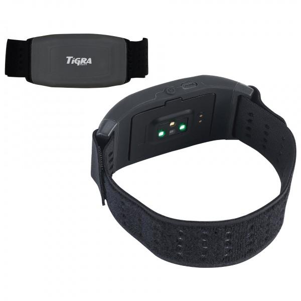 Tigra Sport - Fitnessband Trio mit Bluetooth