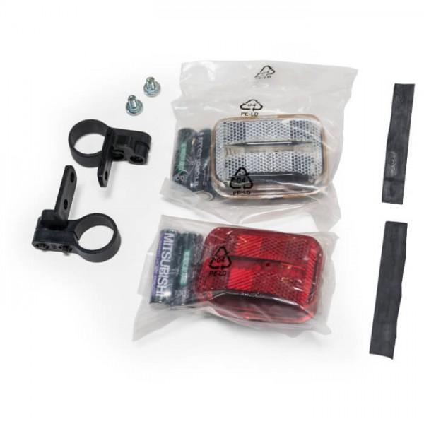 Burley - Batterielicht Led Set - Anhängerlicht