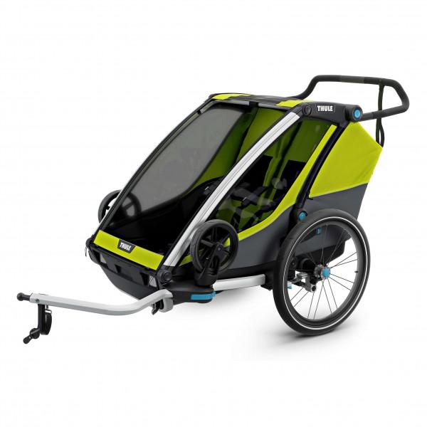 Thule - Chariot Cab 2 - Polkupyörän lapsiperäkärryt