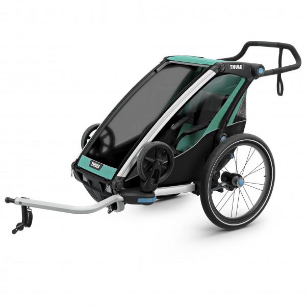 Thule - Chariot Lite1 - Polkupyörän lapsiperäkärryt