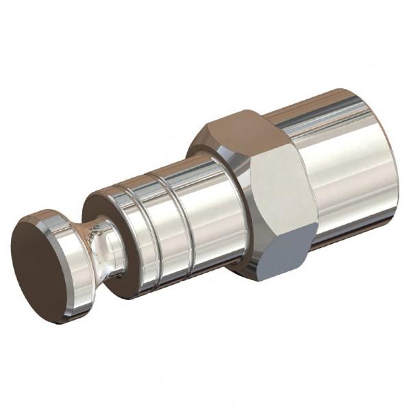 Croozer - Achsmutterkupplung - Fietskarkoppeling