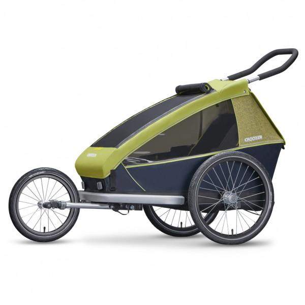 Croozer - Kid For 1 2019 - Cykelvagnar
