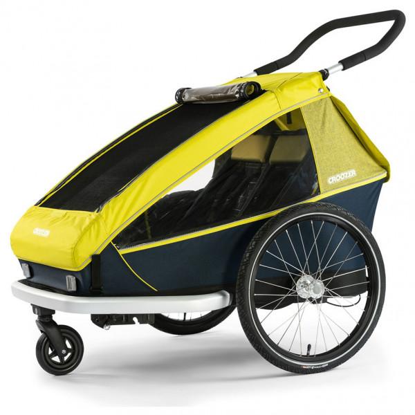 Croozer - Kid For 2 2019 - Sykkelvogn for barn