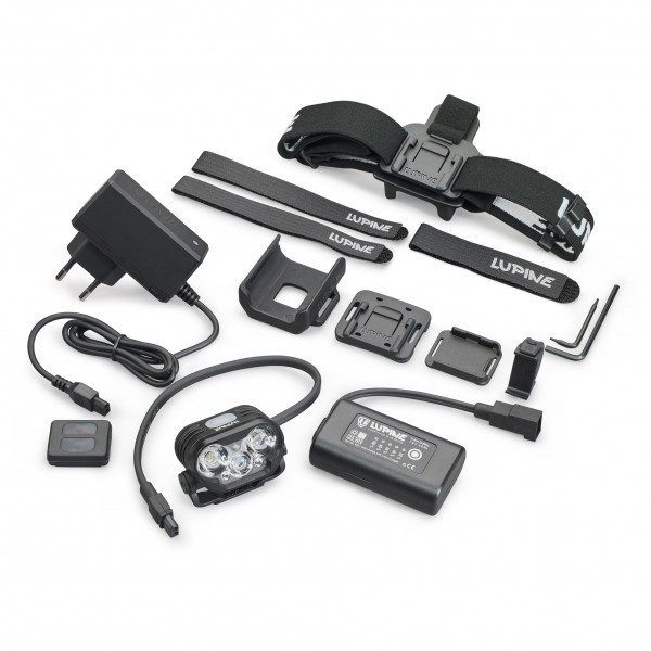 Lupine - Blika All-in-One - Head torch