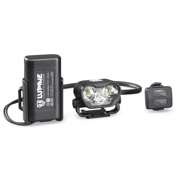 Lupine - Blika R 4 - Helmlampe