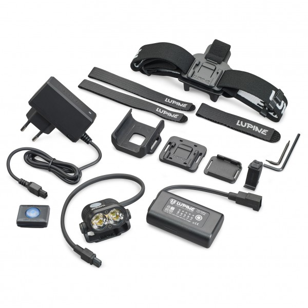 Lupine - Piko All-in-One - Head torch