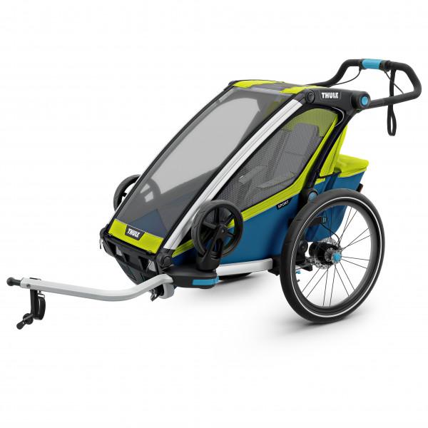 Thule - Chariot Sport 1 - Polkupyörän lapsiperäkärryt