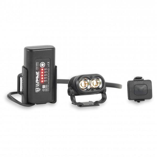 Lupine - Piko R 4 SmartCore - Helmlampe