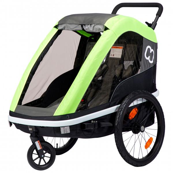 Avenida with Bicycle Arm & Stroller Wheel - Child trailer