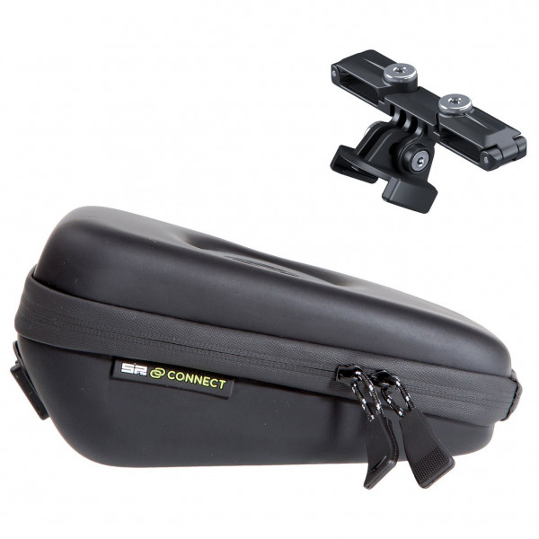 SP Connect - Saddle Case Set Inkl Cateye Adapter - Alforja para bicicleta