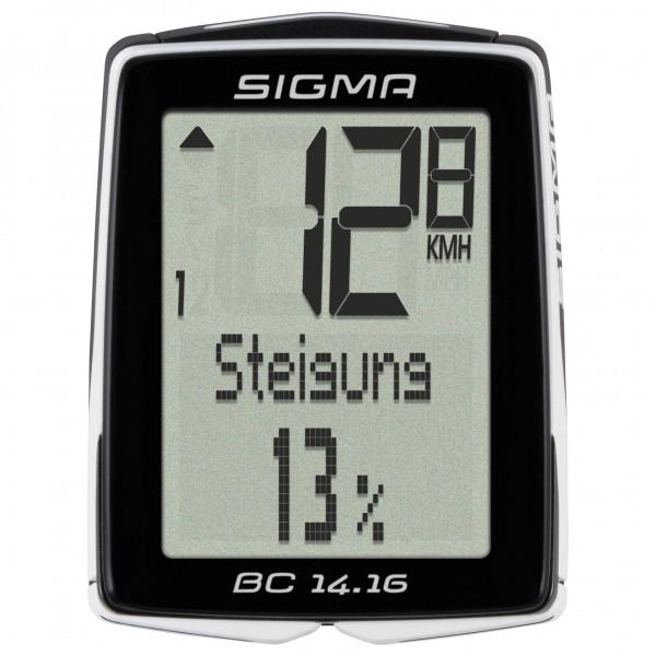 Sigma - BC 14.16 Kabel - Radcomputer
